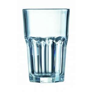 granity hiball glass 12oz government stamped @ 10oz