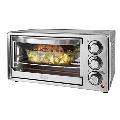 Oster Countertop Oven by Oster 174 6 Slice Toaster Oven