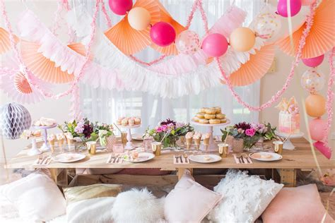 Boho Birthday   Kids Party Ideas   LENZO