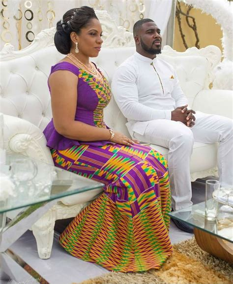 hairstyles for wedding in ghana 127 best african s couple attire beautiful images on