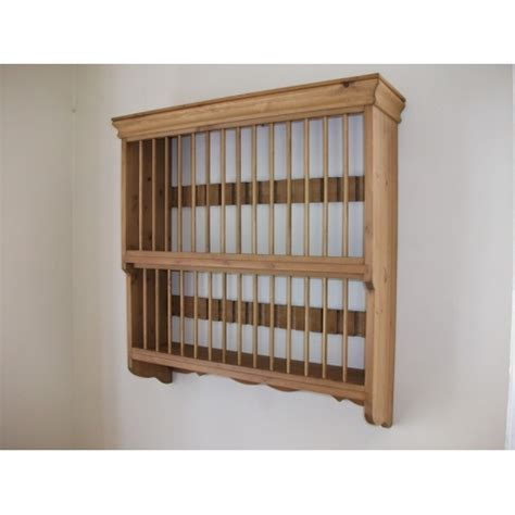 wall plate rack for 30 plates w75cm