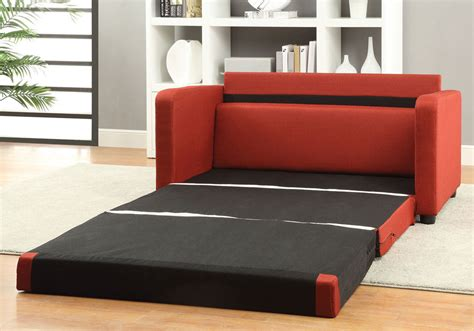 red pull out couch red pull out couch 28 images red couch with hidden
