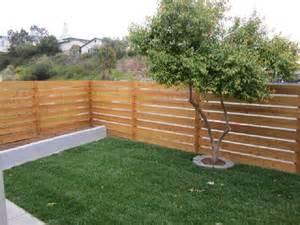 Cheapest Style House To Build The Amazing Horizontal Wood Fence Horizontal Cedar Wood