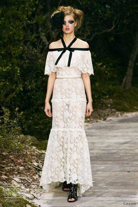 Dres Channel 25 best ideas about chanel wedding dress on