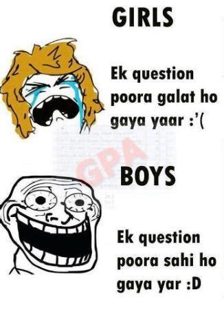 girls vs boys funny images & photos