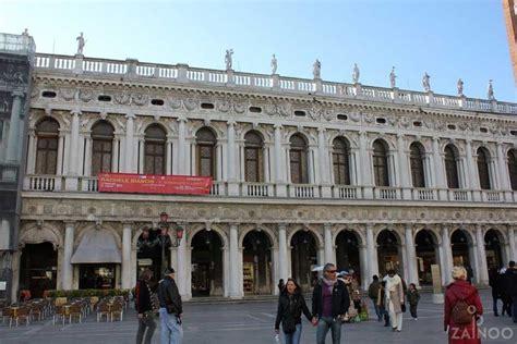 libreria marciana venezia biblioteca nazionale marciana