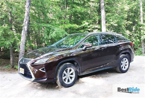 lexus can review 2016 lexus rx 350 can a plush crossover handle