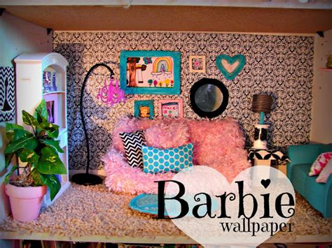 Redecorating Bedroom diy barbie house from a shelf a girl and a glue gun
