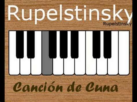canciones de cuna youtube cancion de cuna en piano tutorial youtube