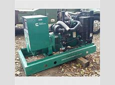 Cummins Diesel Generator Supplier Worldwide | Used 100 kW ... 250 Kw Generator Used