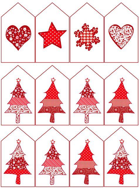 a4 printable christmas gift tags red white christmas printables design crafty s blog