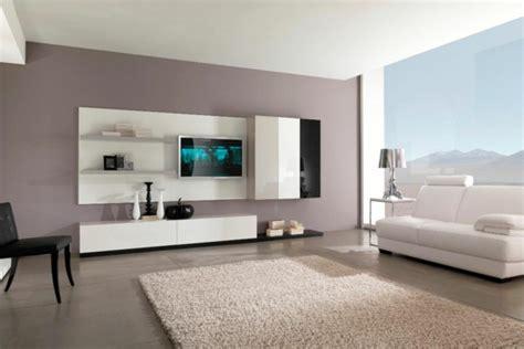 Moderne Wohnzimmer Farben by Moderne Wandfarben 40 Trendige Beispiele
