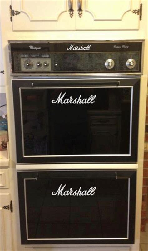Marshalls Kitchen the marshall oven marshall new merch guitar fail
