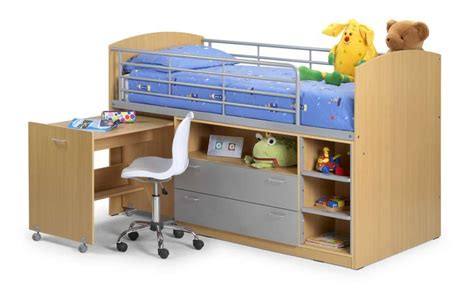Midi Sleepers by Logan Midi Sleeper With Desk Sale Now On Your Price Furniture
