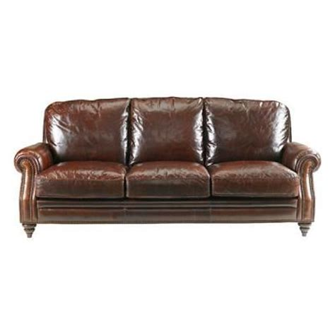 bassett leather sofas bassett leather sofa homey pinterest