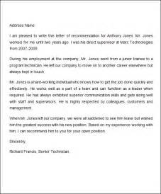 Reference Letter For A Friend Pdf Cover Letter Exles Reference Letter For A Friend