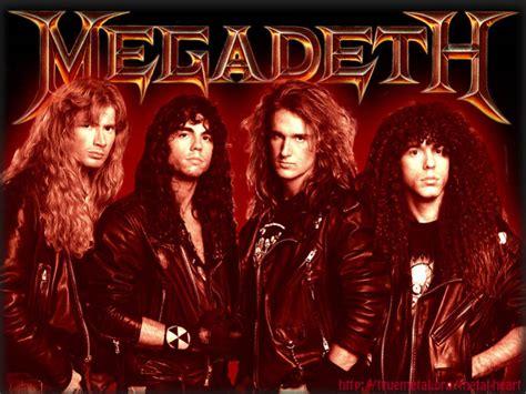 Kaos Band Metal Megadeth Mega7 megadeath publish with glogster