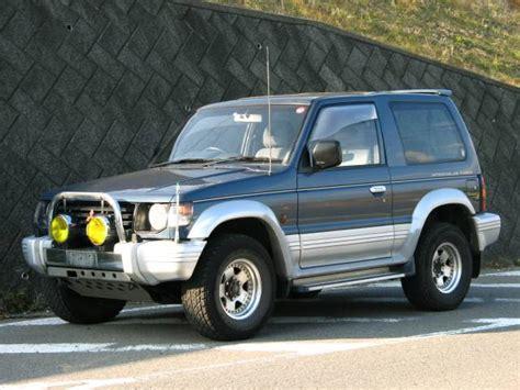 how it works cars 1991 mitsubishi pajero auto manual 1991 mitsubishi pajero pictures cargurus
