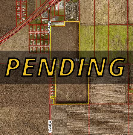 Tippecanoe County Property Sales Records 63 Tillable Acres For Sale Tippecanoe County Indiana Shadeland