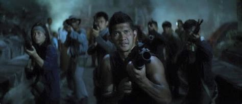 film iko uwais skyline beyond skyline imagery carries predator vibe bloody