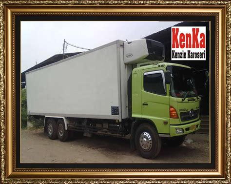 Box Truk Freezer truck truk hino box pendingin chiller freezer