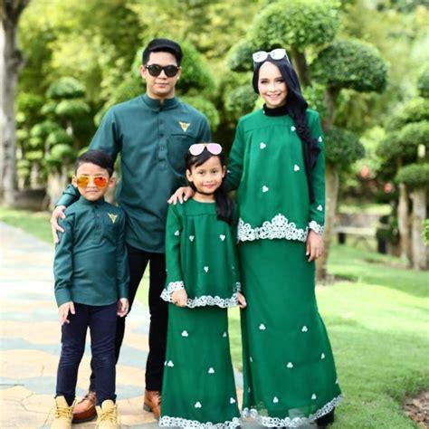 Tema Baju Raya Sedondon 11 best baju raya sedondon 2018 satu keluarga terkini