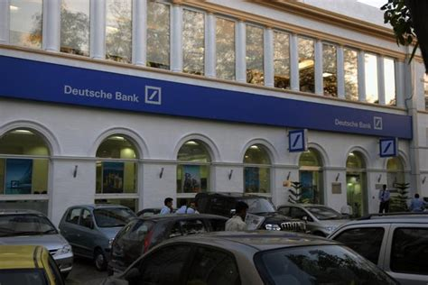 Deutsche Bank S India Profit Up 25 Livemint