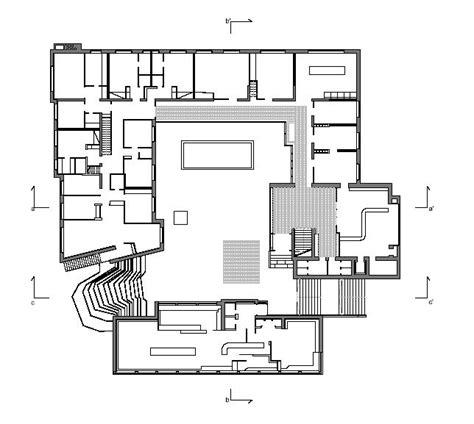 alvar aalto floor plans town hall in s 228 yn 228 tsalo finland floor plan alvar aalto