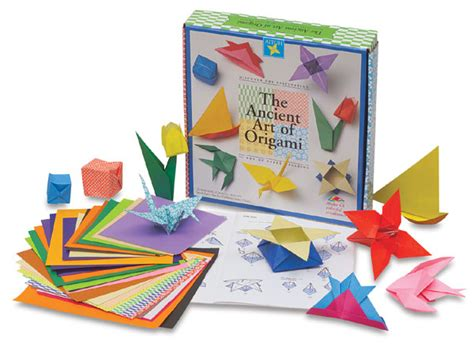 Origami Kits - the ancient of origami kit blick materials