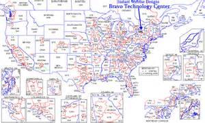 Area codeus maps