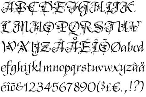 Decorative Font by Ornate Fonts Auto Design Tech