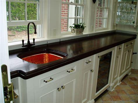 Plank Countertops by Premium Wide Plank Wood Countertops Custom