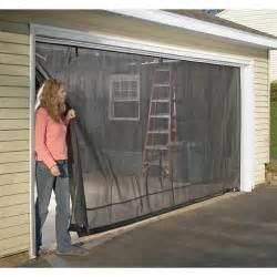 Screen Garage Door Shelterlogic 174 16x8 Garage Door Screen 184889 Pest