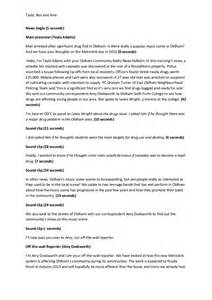 news script final