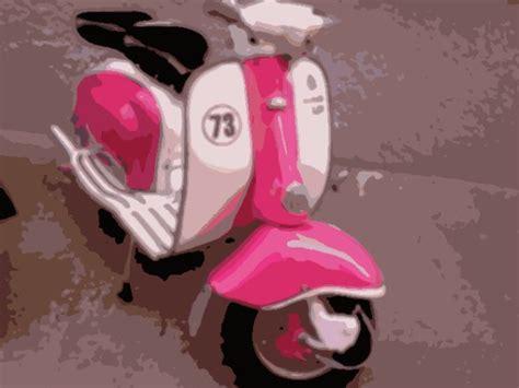 wallpaper vespa pink pink spain vespa by tomdude325 on deviantart