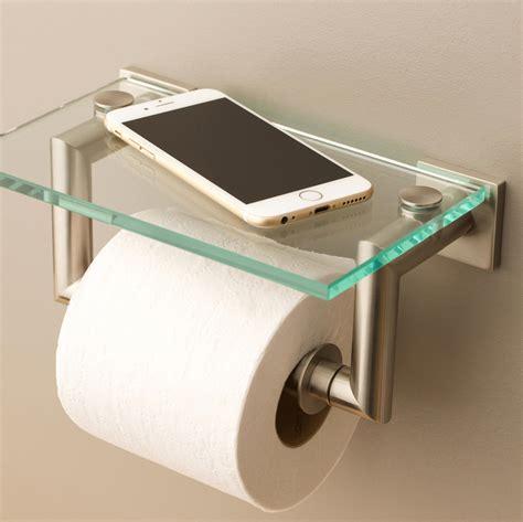 toilet tissue holder dyad double post toilet tissue holder with cover shelves