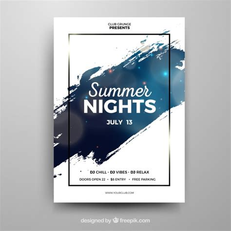 Poster Calendar Template Free poster vectors photos and psd files free
