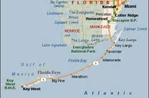 florida fishing maps islamorada key west key