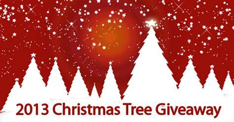 Tree Giveaway - 2013 christmas tree giveaway motherhood defined