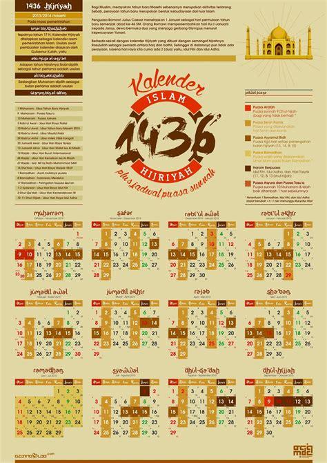muslim islamic calendar kalender islam