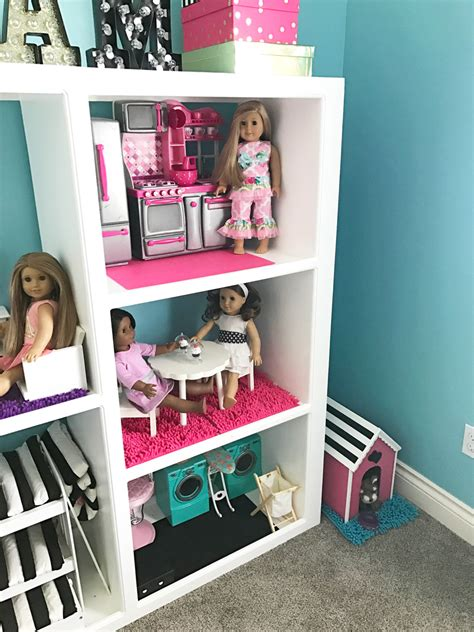 girl house 2 how to make a diy american girl doll house from an old