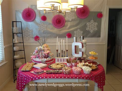?Baby It?s Cold Outside? Baby Shower   Newlywed Greggs