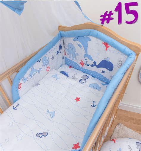 Baby Cot Duvet Cover Sets by 5 Baby Bedding Set Pillowcase Duvet Quilt