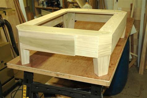 stephen jornov s custom made pinball coffee table home crux