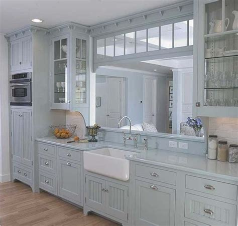 glass cabinet doors kitchen farmhouse with apron sink 17 best images about cabinets and sinks on pinterest