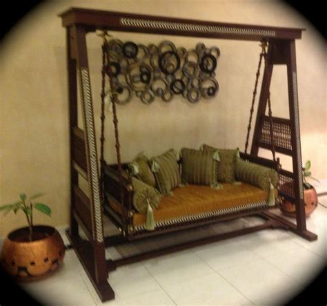 indoor sofa swing stunning indoor indian swing quot jhoola quot wooden carved and painted by tejori indoor swing