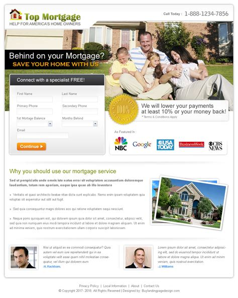 landing page templates for blogger download free landing page design and website templates
