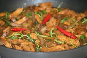 national foods recipes thai chicken with sweet chili basil