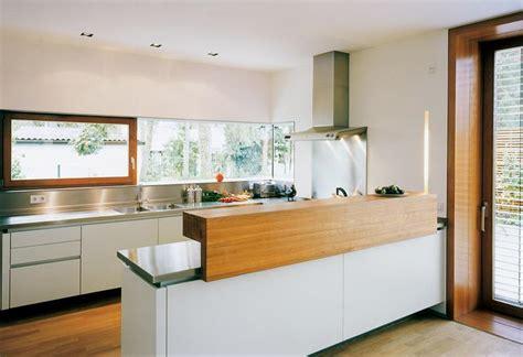 Lichtband Fenster Sichtschutz by Schlitzf 246 Rmiges K 252 Chenfenster Bild 4 Sch 214 Ner Wohnen