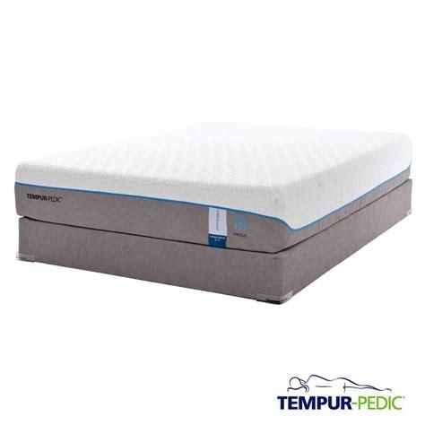 Tempur Pedic Mattress Warranty by Cloud Supreme Memory Foam Mattress Set W Low